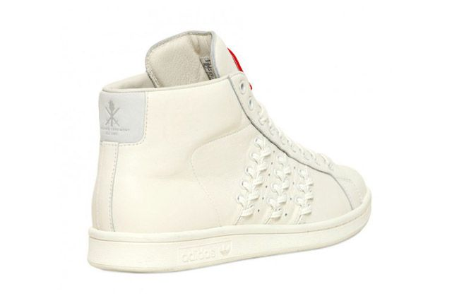 Adidas By Opening Ceremony Baseball Stan Smith Wht Heel2