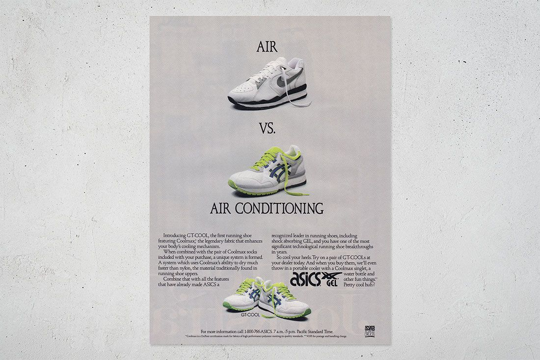 SOLED OUT Sneaker Freaker Book ASICS