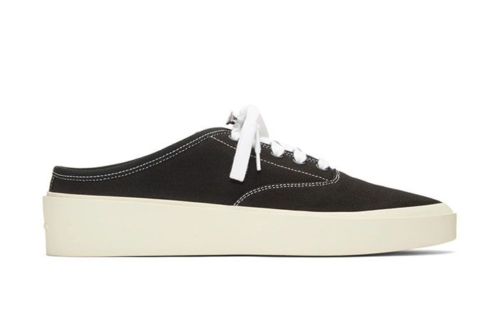 Fear Of God Canvas Sneaker Backless 1