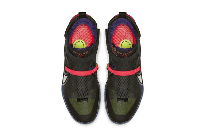 Nike Kobe Ad Nxt Fast Fit Black Official Release Date Top Down