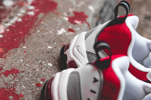 Nike Air Max 98 Uni Red Bump 6