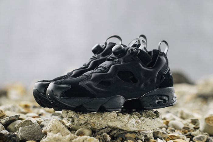 Beauty Youth X Reebok Insta Pump Fury Triple Black6