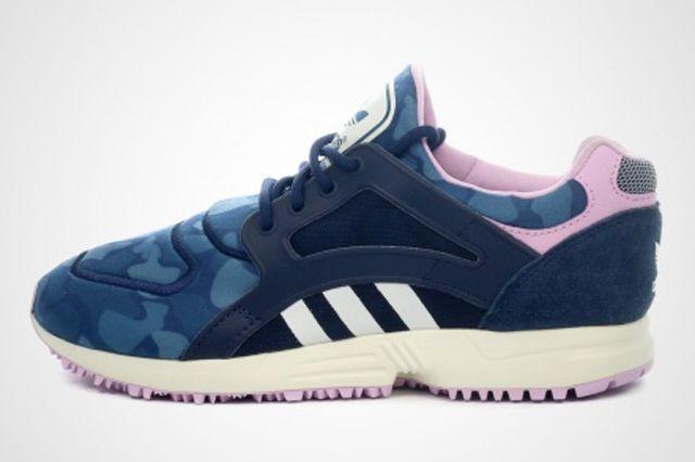 Adidas Racer Lite W Blau 2