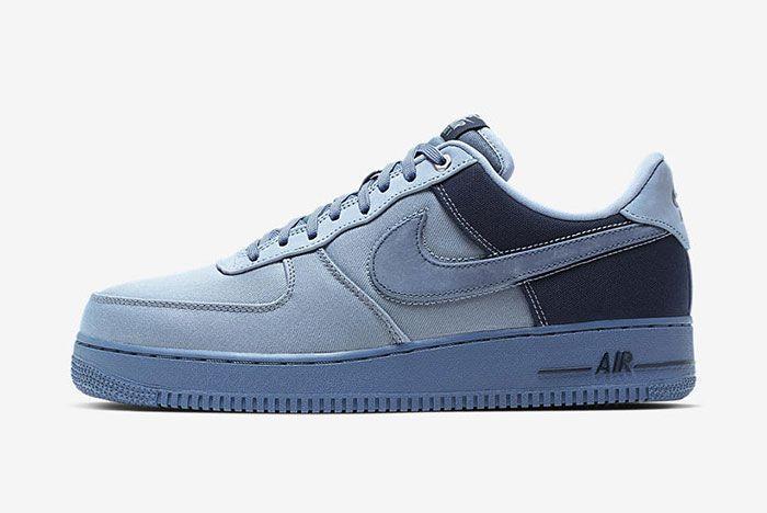Nike Air Force 1 Low Ash Slate 1 Side