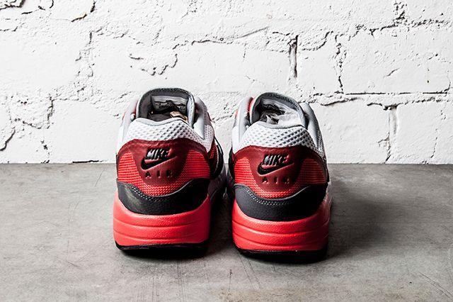 Nike Air Max 1 Light Crimson Dark Grey 4