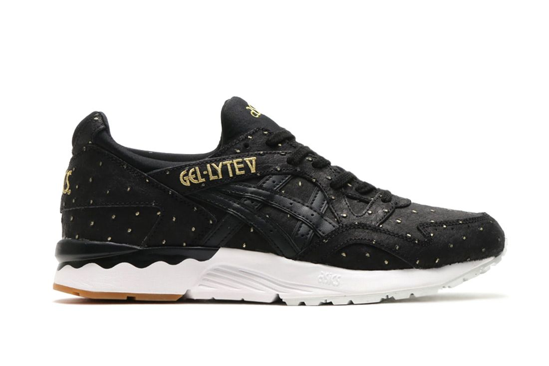 Asics Ostrich Leather Gold Pack 4