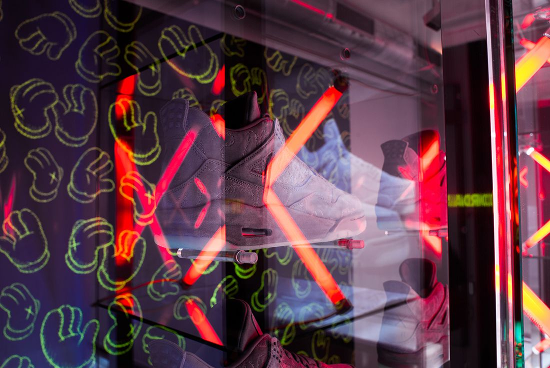 Titolo Launches Kaws X Air Jordan 4 Pop Up In Zurich7