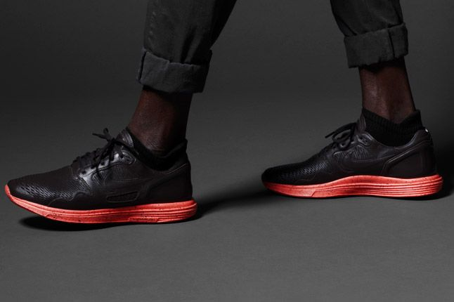 Nike Lunar Flow Fall 2012 Peach Pair 1