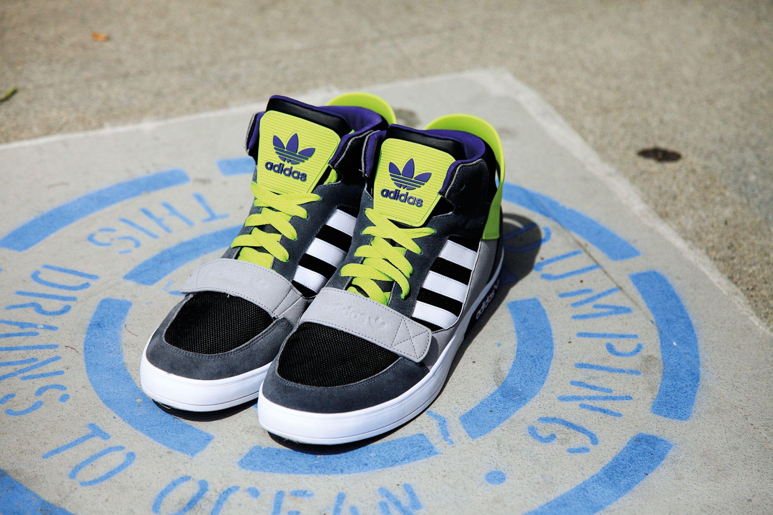 Adidas Originals Defender Neon