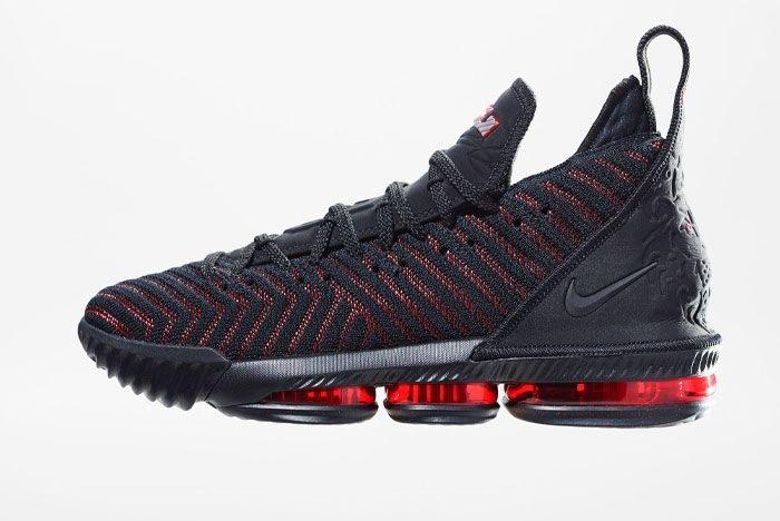 Lebron 16 Lateral