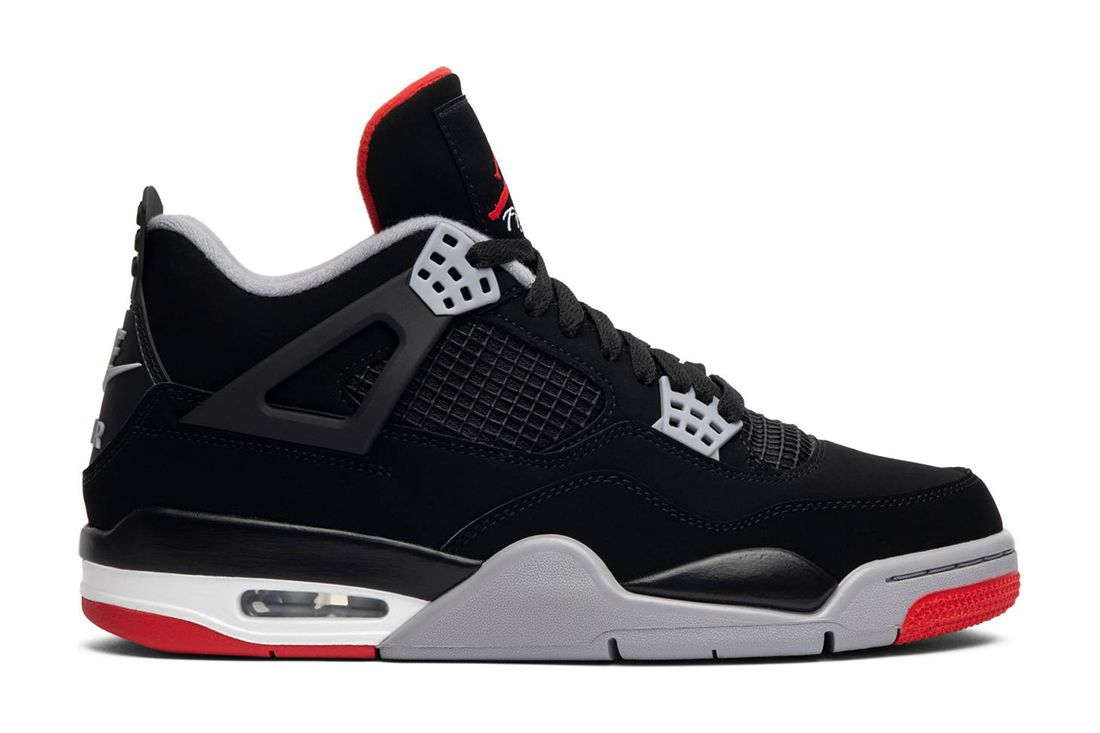 Bred Air Jordan 4 Best Greatest Ever All Time Feature