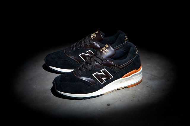 New Balance 997Made In Usa Black 3