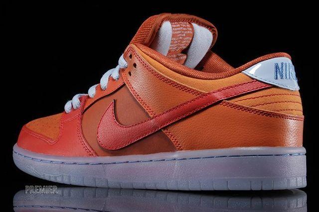 Nike Sb Dunk Low Pro Gamma Orange 4