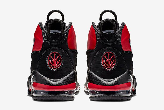 Nike Air Max Uptempo 95 Chicago Heel