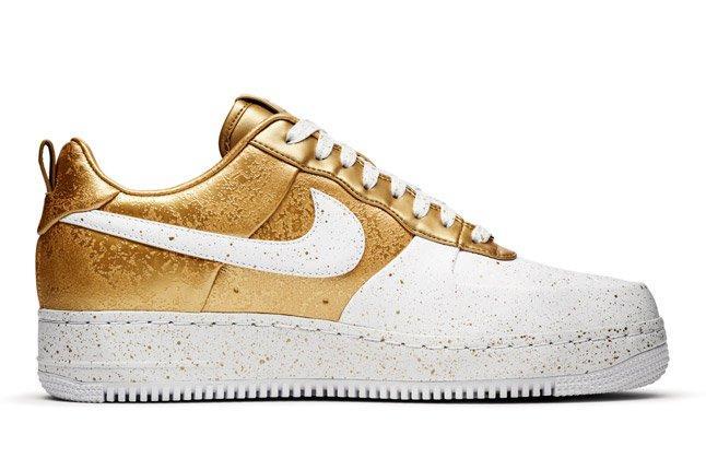 Nike Sportswear Af1 Xxx Gold Inside Profile 1