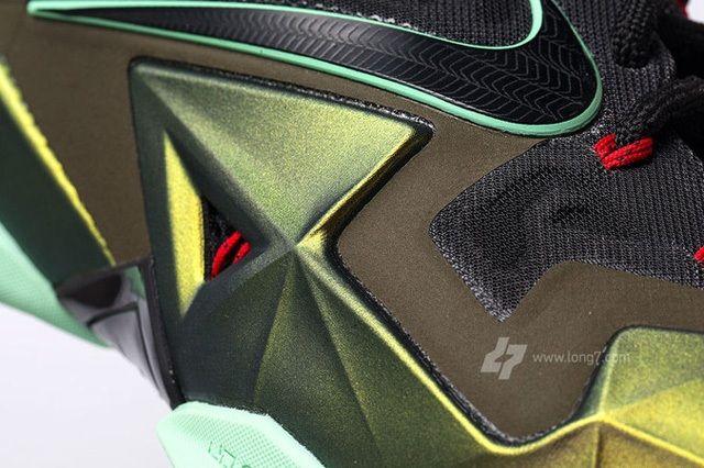 Nike Lebron Xi 11 Parachute Gold Update 11