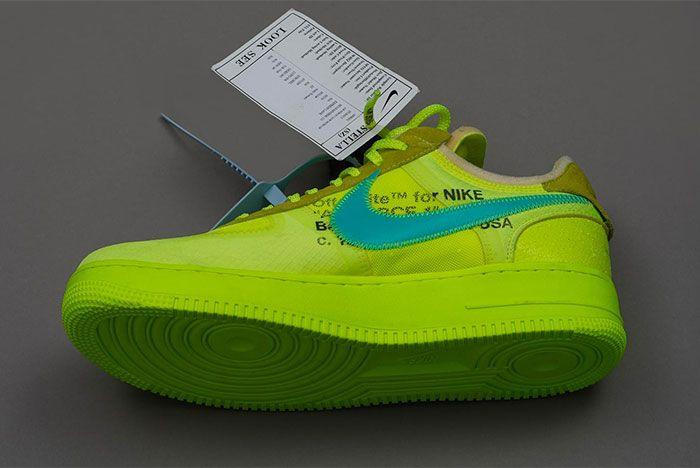 Off White Nike 15