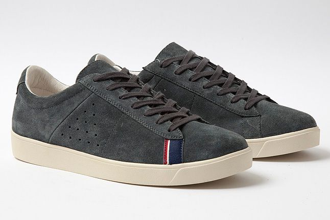 Quarter Suede Shot Dax Grey 1