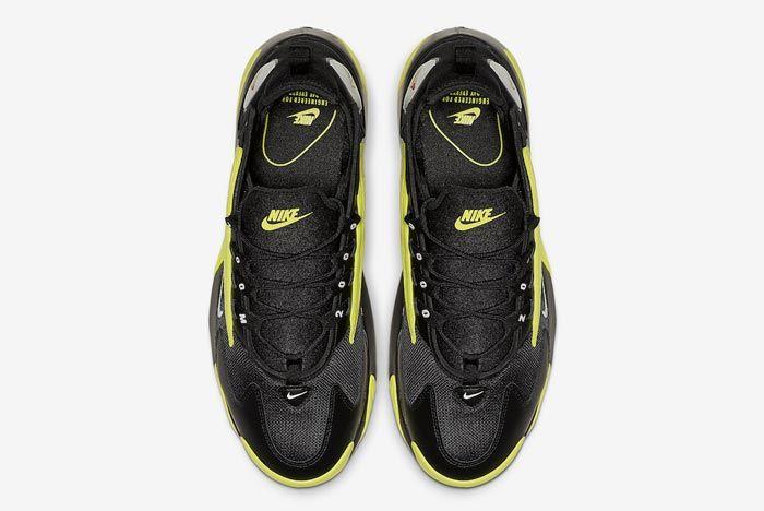 Nike Zoom 2K Dynamic Yellow Black Top