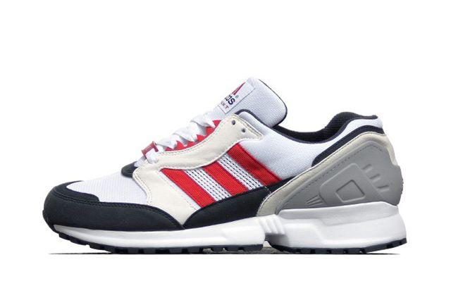 Adidas Eqt Running Cushion 91 Collegiate Red 4