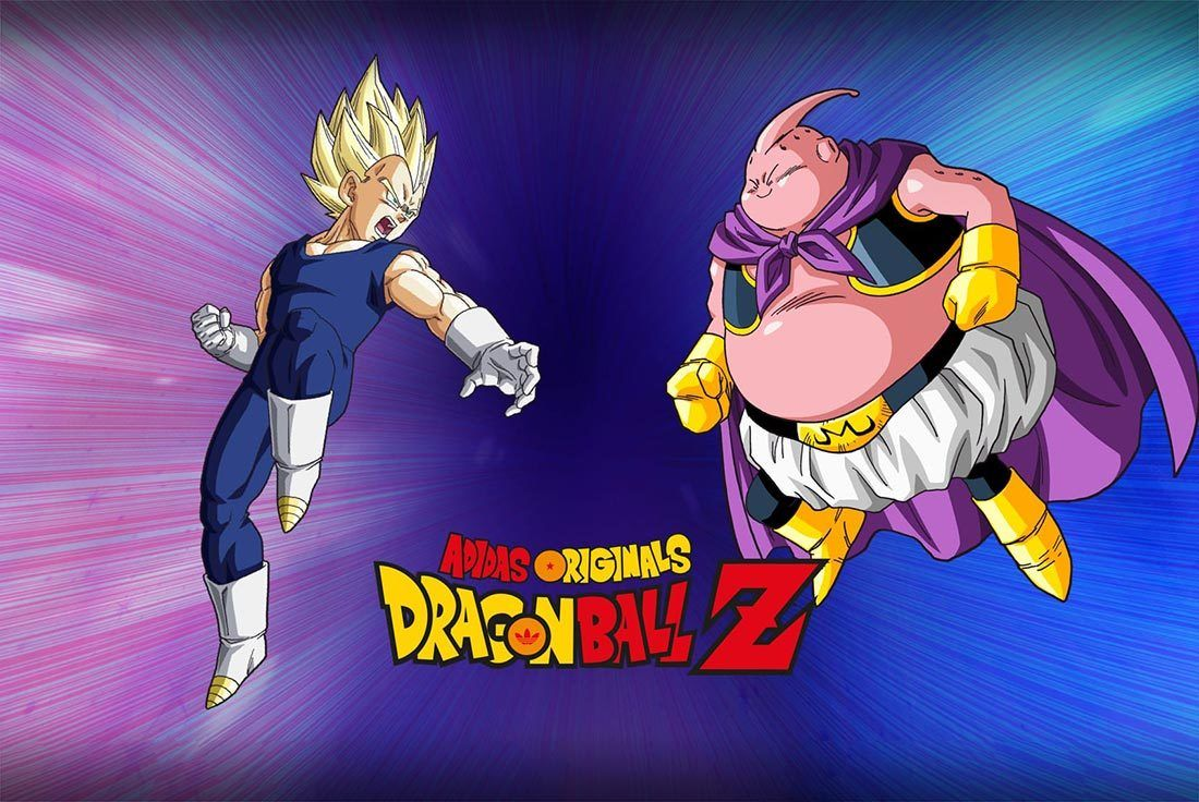 Adidas Dragon Ball Z Vegeta Majin Buu