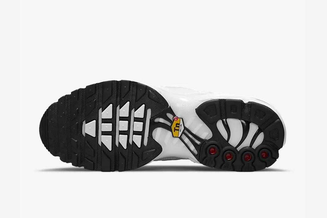 Nike Air Max Plus Premium 'Triple White'