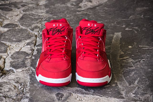 Nike Air Flight89 University Red 1