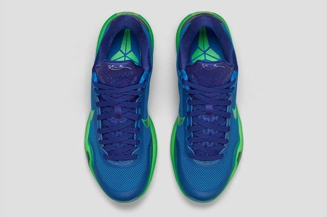Nike Kobe X Emerald City 3