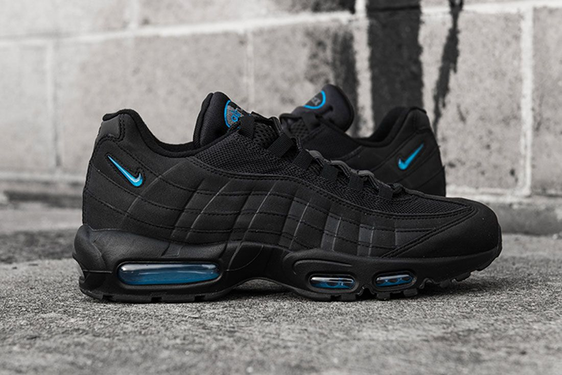Nike Air Max 95 Imperial Blue Concrete Right