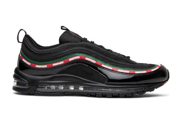 Undftd X Nike Air Max 97 Og Black