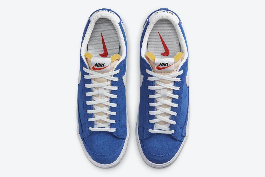 Nike Blazer Low 'Team Blue'
