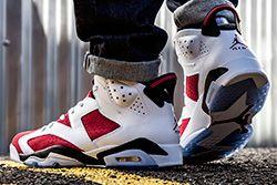 Air Jordan 6 Carmine Thumb