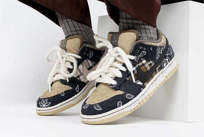 Travis Scott Nike Sb Dunk Release Date