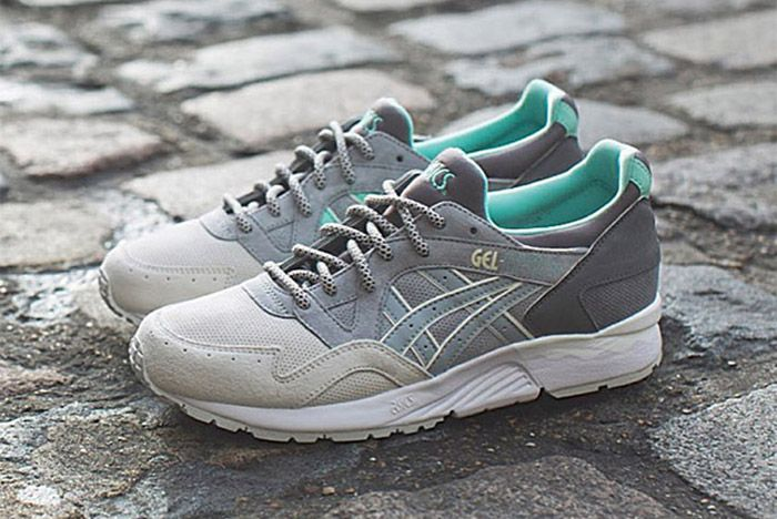 Offspring Asics Gel Lyte V Cobble Pack Part 2 Grey 1
