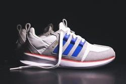 Adidas Sl Loop Runner White Bluebird Red 1