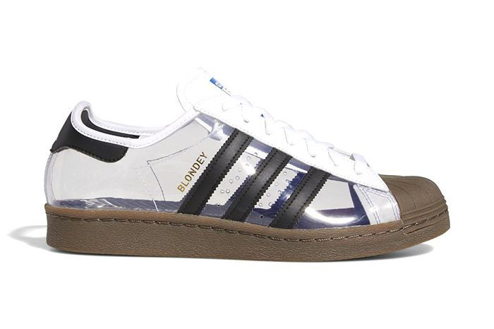 Blondey Mccoy Adidas Superstar Collaboration Transparent Leak First Look Release Date Lateral