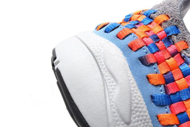 Footscape Woven Chukka Motion Closeup2
