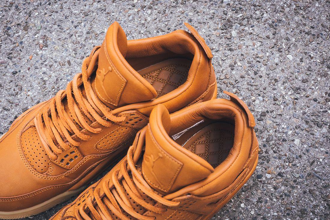 Air Jordan 4 Pinnacle Ginger 5