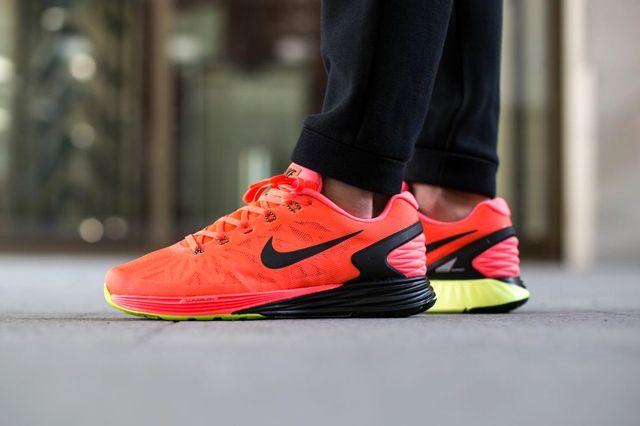 Nike Lunarglide 6 Hot Lava 2