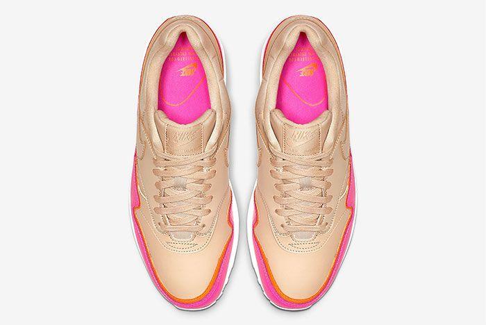 Nike Air Max 1 Layer Pink Top