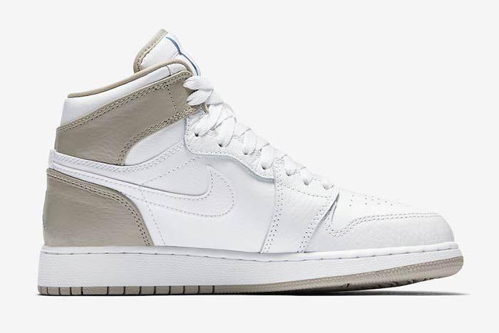 Air Jordan 1 High Gs Linen 3