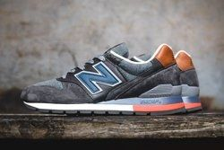 New Balance 996 Grey Navy Thumb