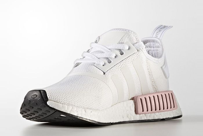 Adidas Nmd R1 Whitepink 1
