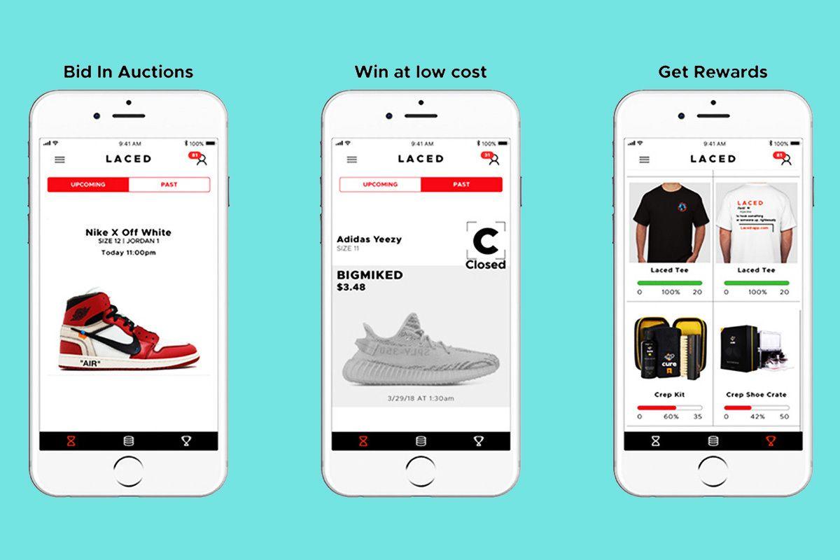 Laced Sneaker App 01 1200X800 Sneaker Freaker
