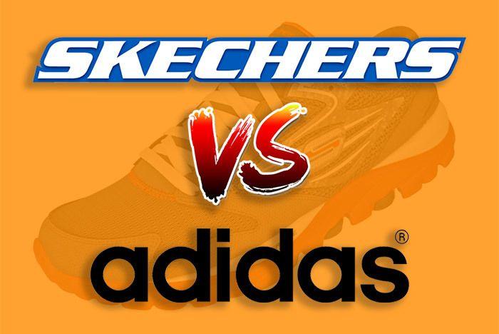 Skechers Vs Adidas