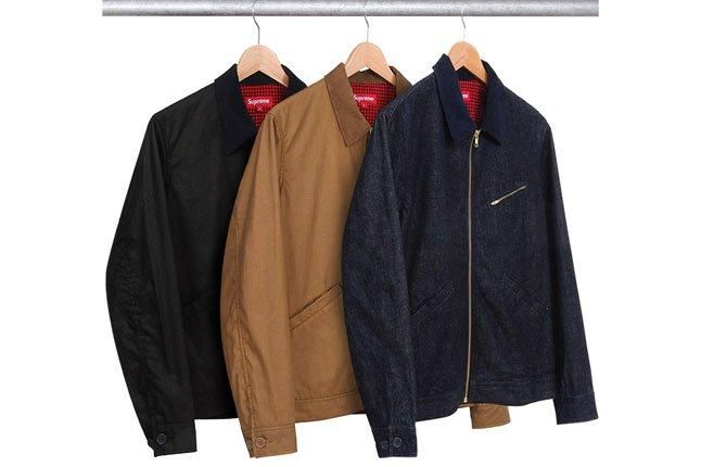 Supreme Workers Jackets 1