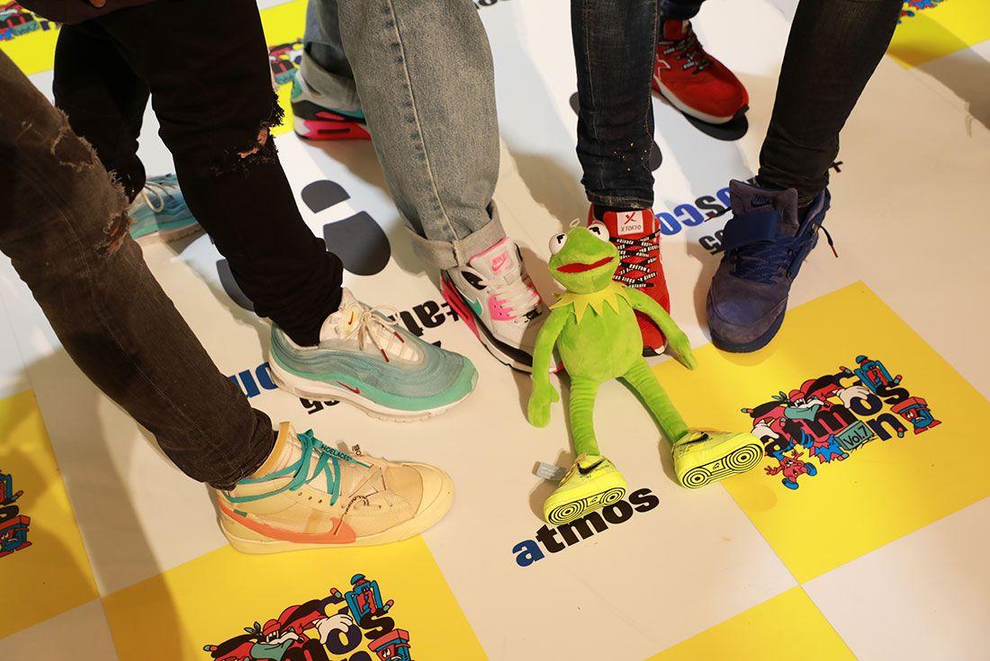 Atmos Con Tokyo 2019 Koji Sneaker Freaker On Foot Shot19