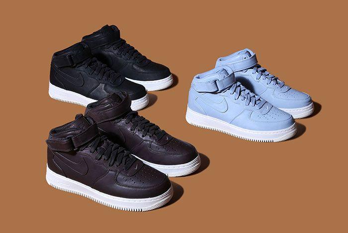 Nikelab Air Force 1 Trio 2