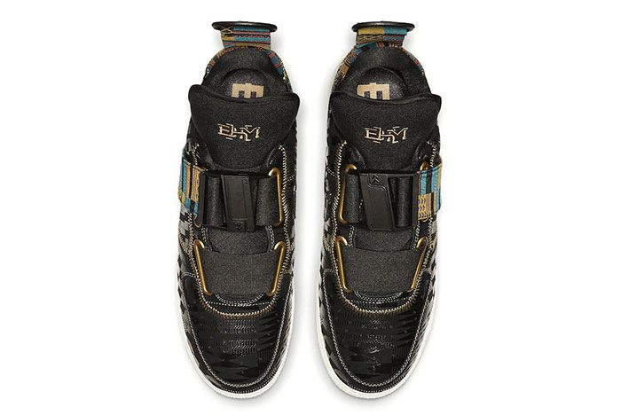 Nike Air Force 1 Utility Bhm Top Shot 3