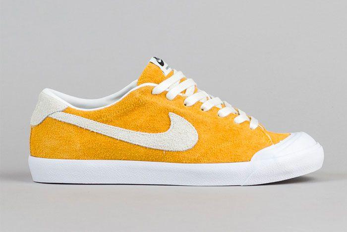Nike SB Zoom All Court Ck (University Gold) - Sneaker Freaker